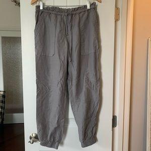 Grey Aritzia pants